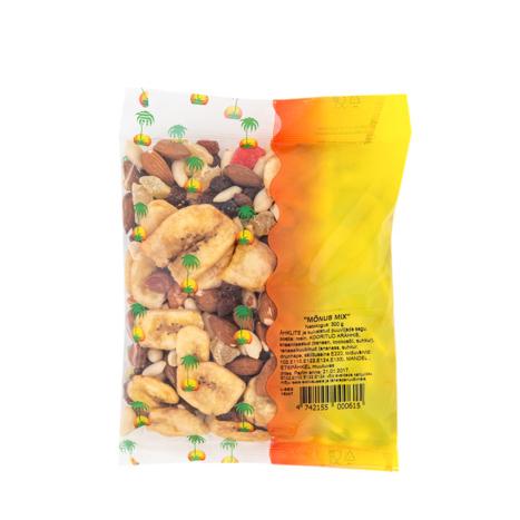 pähklid puuviljad